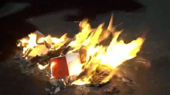 The Irony of Bible-Burning on Behalf of BLM