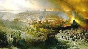 Armonizando Mateo y Lucas en cuanto a la Destrucción del Templo