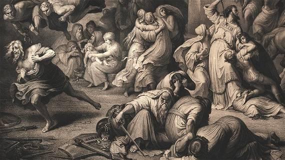 """""""Colando Mosquito y Tragando Camello"""" en cuanto a las Hambrunas en la Profecía Bíblica"""