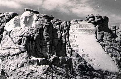The Entablature Idea - Mount Rushmore National Memorial (U.S. …