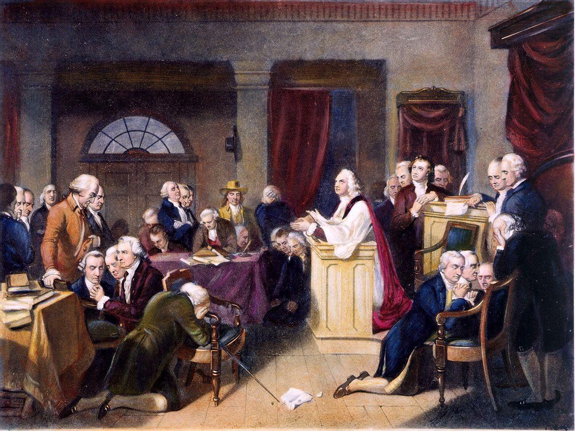 Myth-Making America's Christian History