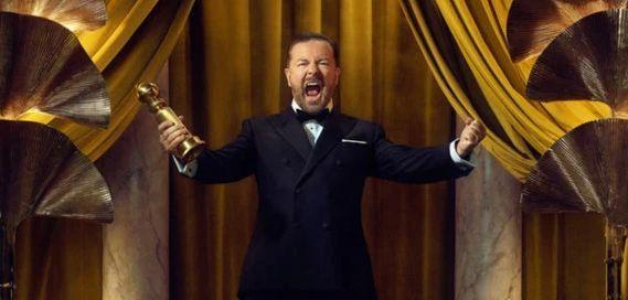 Ricky Gervais and Borrowed Moral Capital