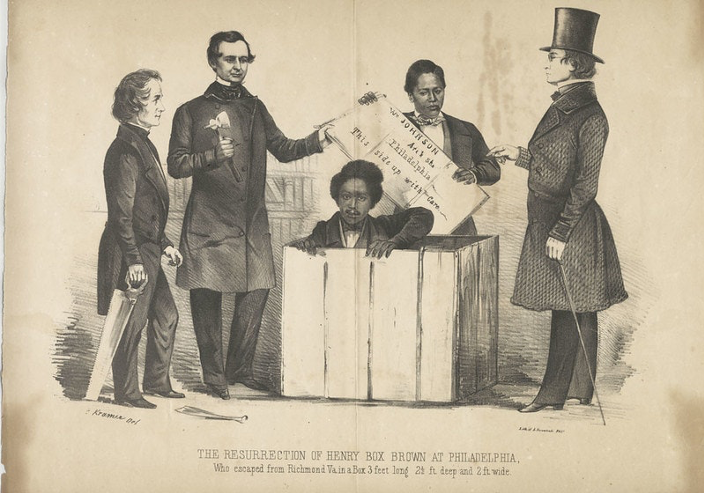 Political Tyranny and the Story of Henry Box Brown