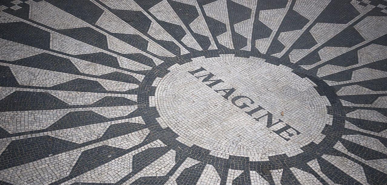 Black Activist Wants John Lennon's 'Imagine' as our New National Anthem
