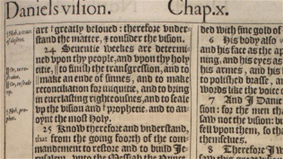 How the King James Bible Refutes Dispensationalism