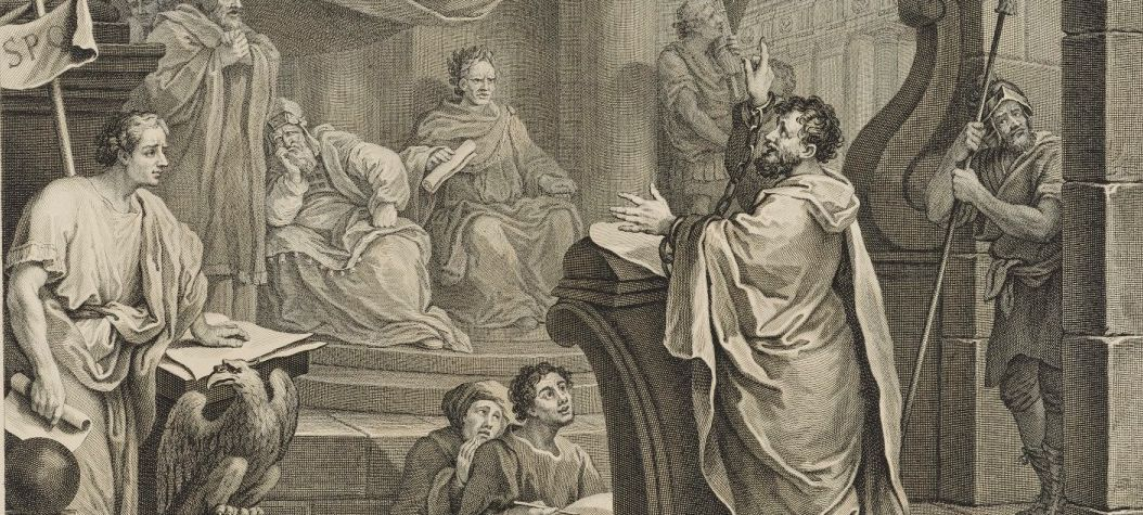 The Apostle Paul and the Lesser of Two Evils