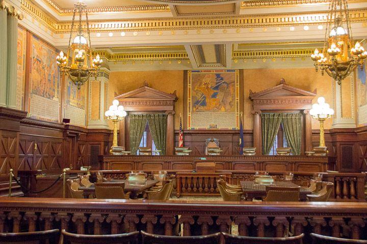 Pennsylvania State Capitol Supreme Court