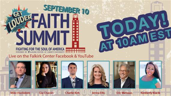 Get Louder: Faith Summit 2020
