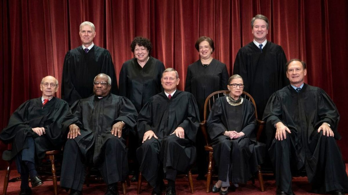 SCOTUS Has become the Ruler of the Nation
