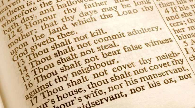 I'm Waiting for Christianity Today to Evaluate the Democrats by the Ten Commandments