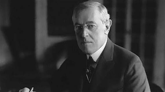 Woodrow Wilson Was a Democrat, Friend of the KKK, and a Racist