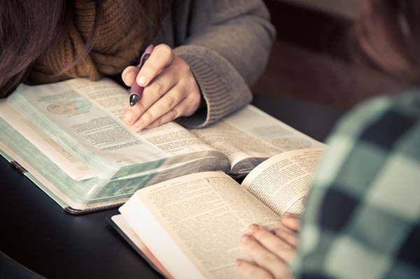 The Bible Method: Scripture Interprets Scripture
