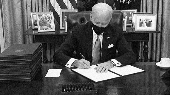 Dictator-in-Chief: Biden's Excessive Executive Orders
