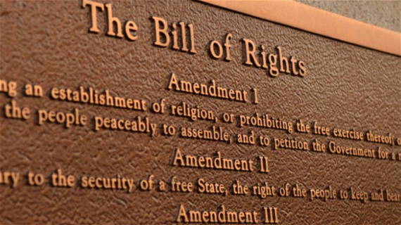 The First Amendment: What it Says, What it Means
