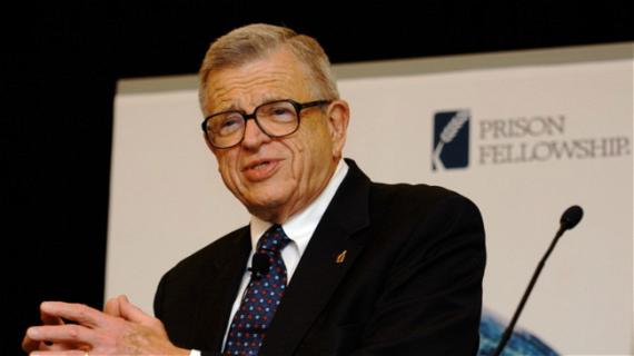 Charles Colson, Reconstructionism, and Biblical Law