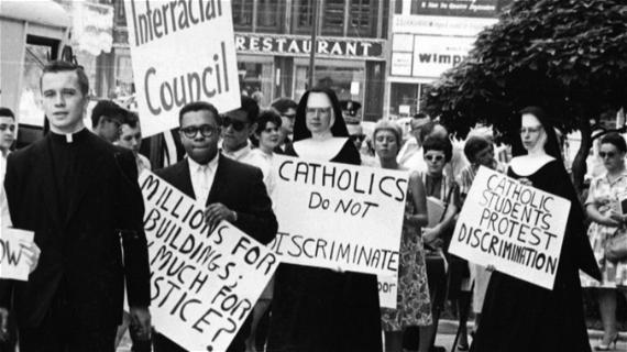 When Religious Activism was Praised