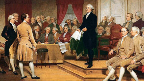 The 1776 Report v. the 1619 Project