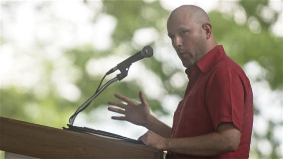 Atheist 'Chaplain' Claims He Can be Good Without God