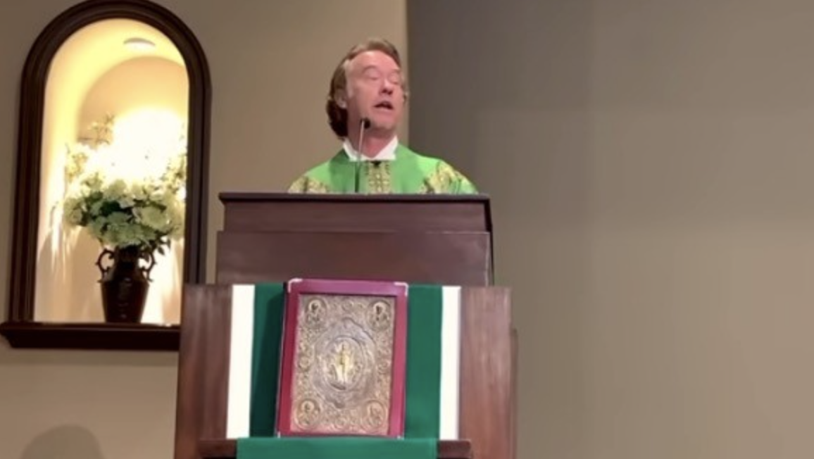 Priest takes on Biden, Bishops, and Abortion