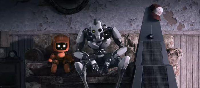 "Image result for three robots ""love death robots"""