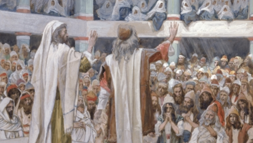 The Biblical Model of Church and State