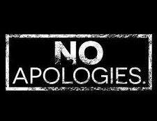 Sin Disculpas, Por Favor