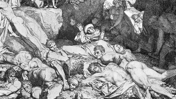 'Erudito Bíblico' Reclama que el Virus es una Señal del Fin