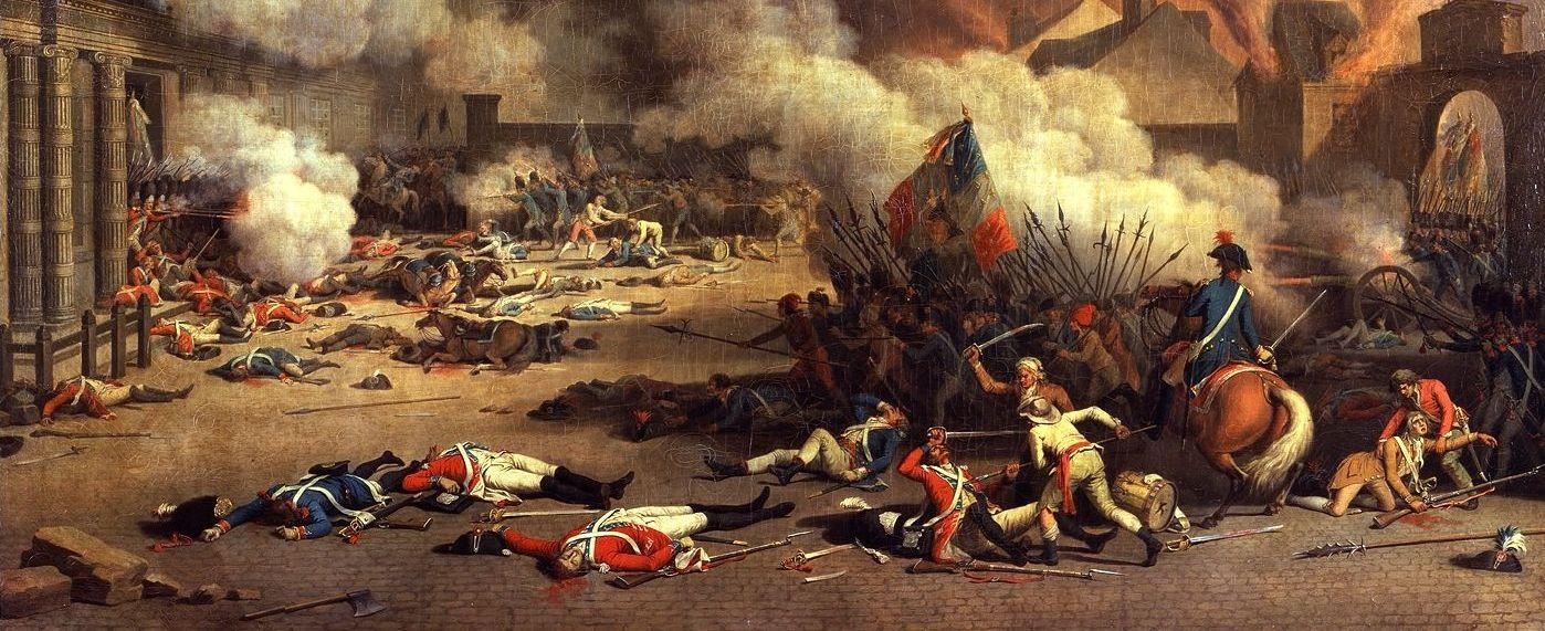 Revolucionarios Románticos: el Mito de que el Orden Surge del Caos