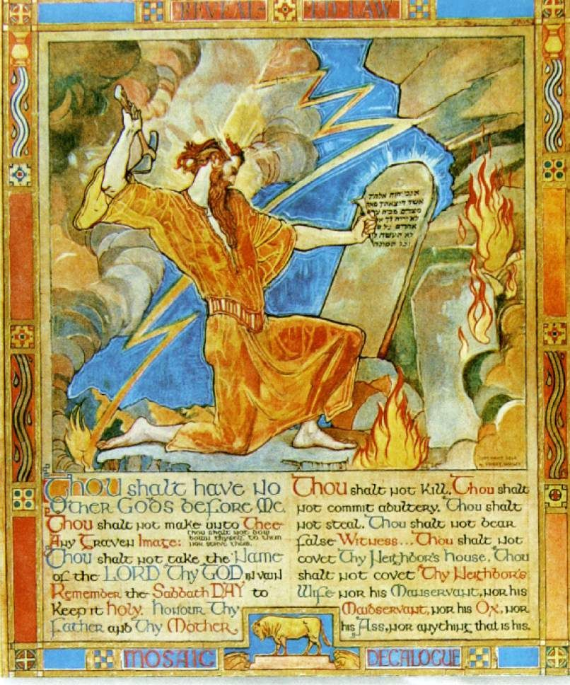 "Image result for oakley ""ten commandments"""