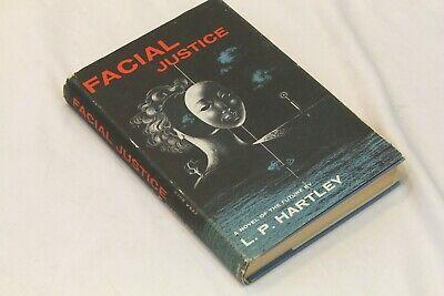 Facial Justice L P Hartley 1961 Dobleday w/ Dust Jacket   eBay