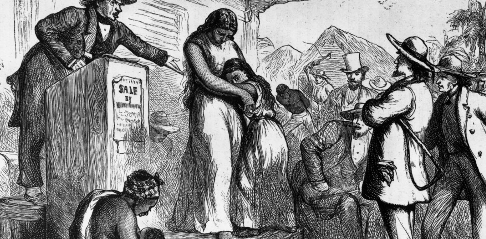 Biblical Law and the Slave Trade