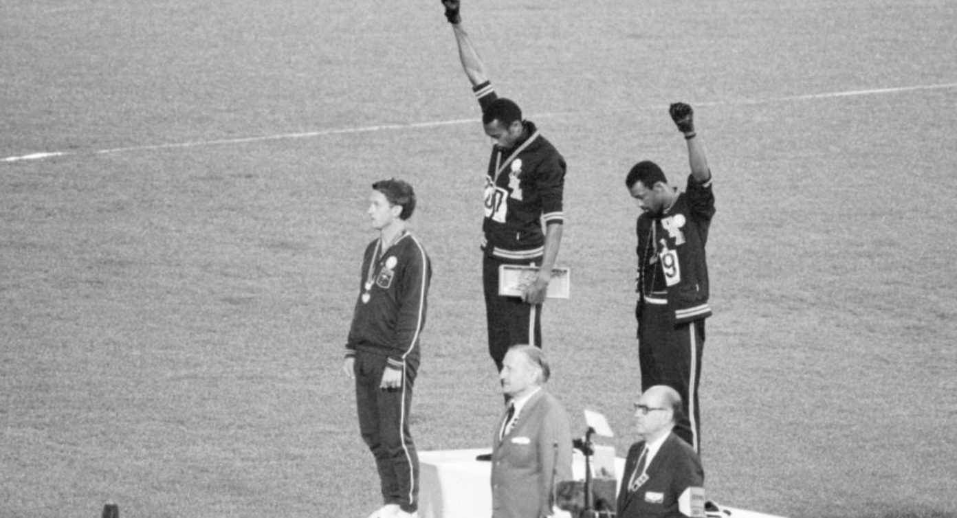 The Olympic Games and Public Protests