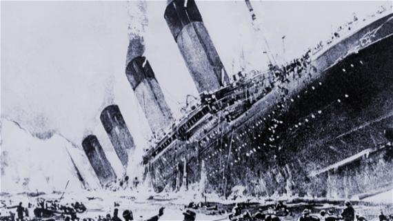 Poking Holes in the Prophetic USA Titanic