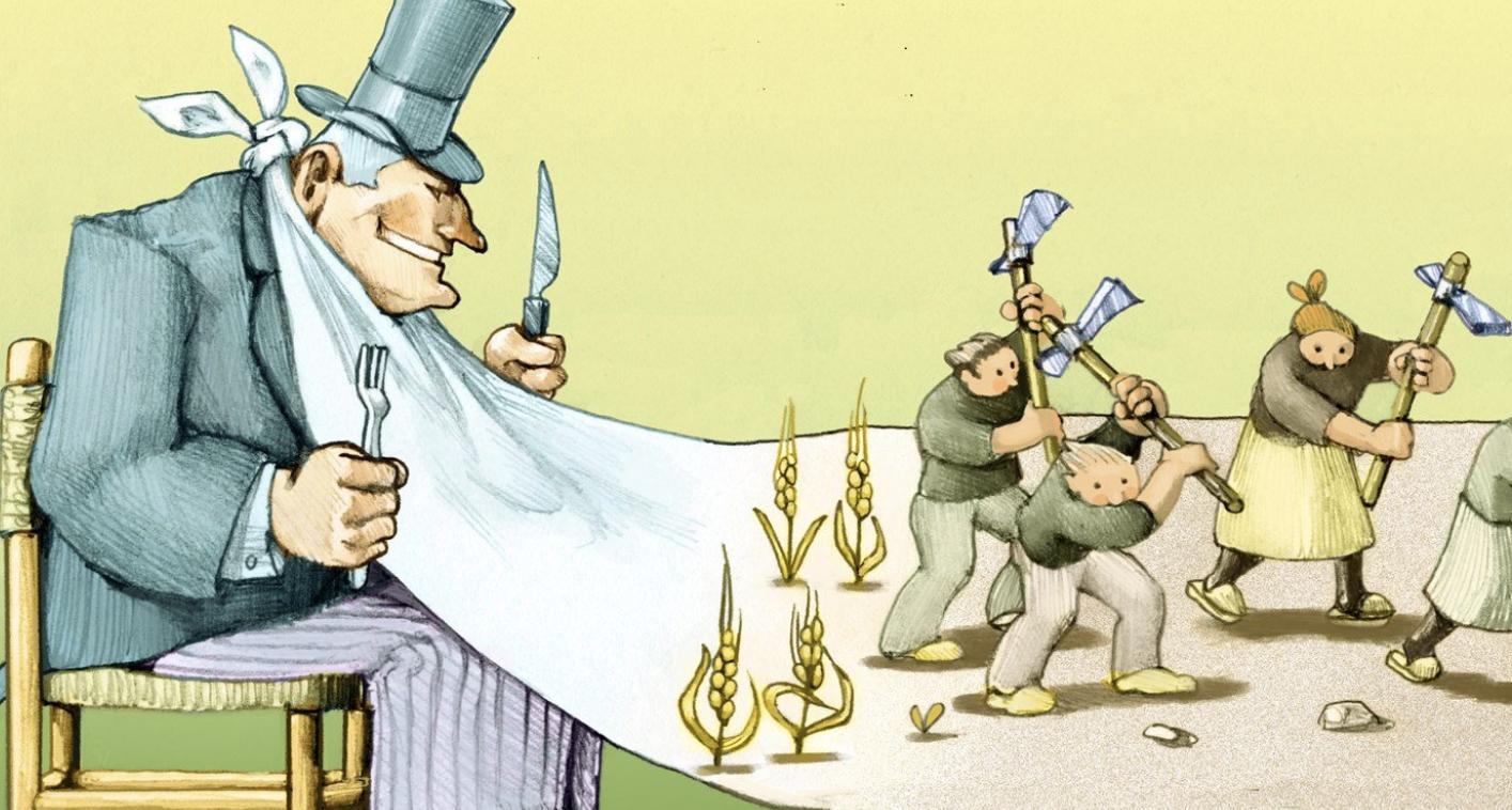 The Rise of Economic Tyranny